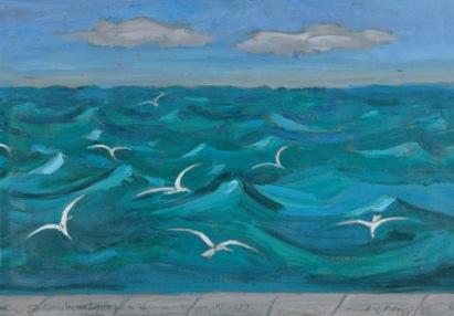 Αποτέλεσμα εικόνας για πινακες ζωγραφικης θαλασσα